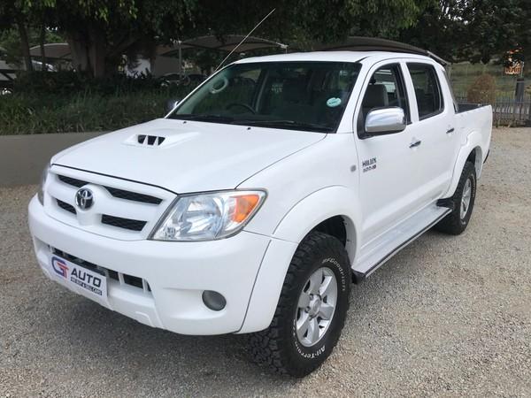 2005 Toyota Hilux 3.0d-4d Raider 4x4 Pu Dc  Mpumalanga White River_0