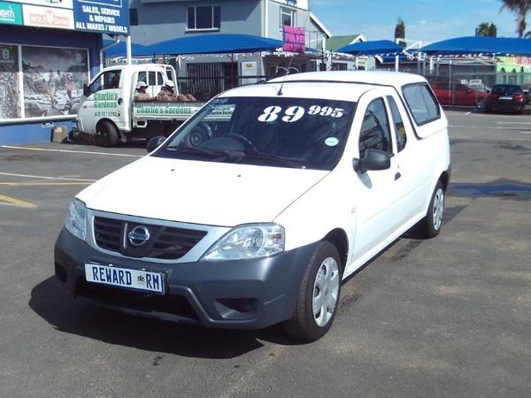 2016 Nissan NP200 1.6  Ac Safety Pack Pu Sc  Gauteng Boksburg_0