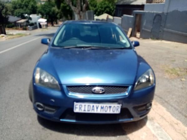 2008 Ford Focus 2.0 Tdci Si  Gauteng Johannesburg_0