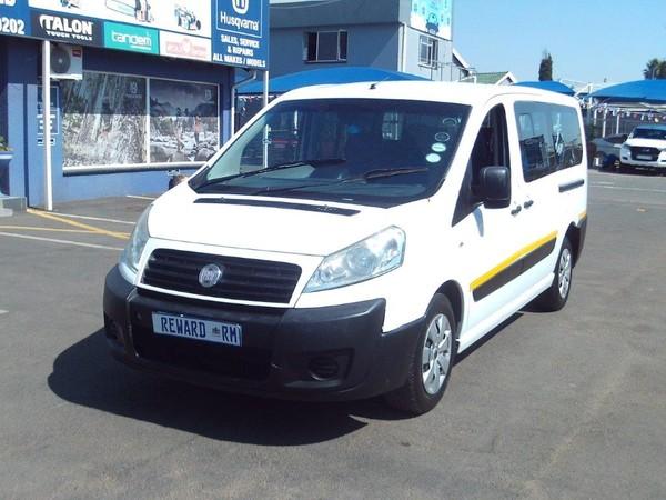 2011 Fiat Scudo 2.0 Multijet  Gauteng Boksburg_0