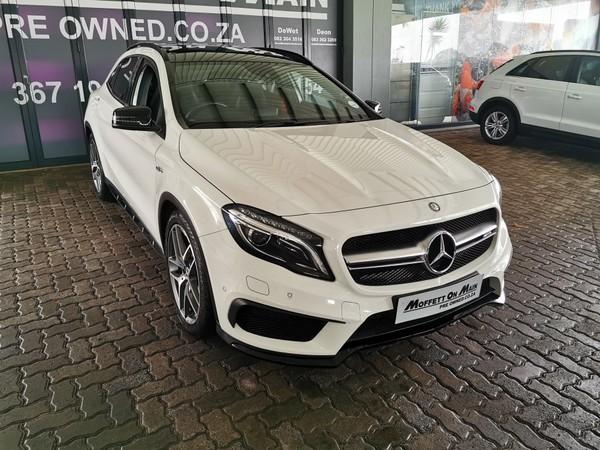 2016 Mercedes-Benz GLA-Class 45 AMG Eastern Cape Port Elizabeth_0