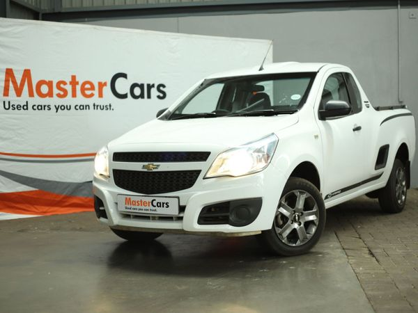 2014 Chevrolet Corsa Utility 1.8 Sport Pu Sc  Mpumalanga Secunda_0