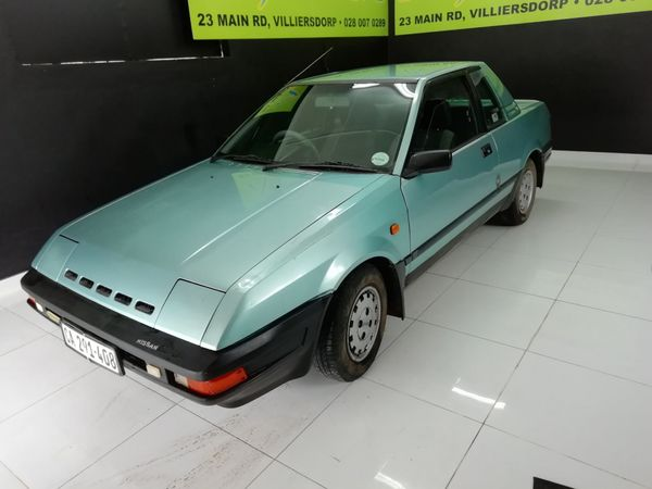 1986 Nissan Langley 1500 EXA Western Cape Villiersdorp_0