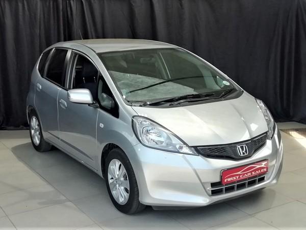 2012 Honda Jazz 1.3 Comfort Cvt  Gauteng Johannesburg_0