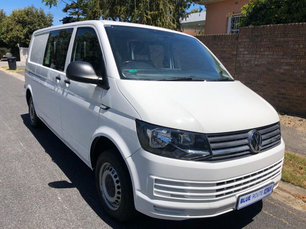 2016 Volkswagen Transporter T6 CBUS 2.0 TDi LWB 103KW DSG FC PV Western Cape Cape Town_0
