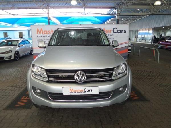2015 Volkswagen Amarok 2.0 BiTDi Highline 132KW Auto Double Cab Bakkie Gauteng Pretoria_0