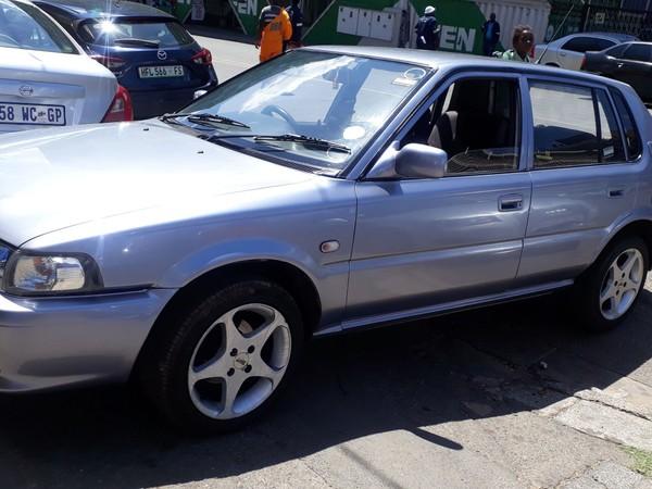 2003 Toyota Tazz 130  Gauteng Johannesburg_0