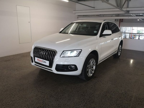 2019 Audi Q5 2.0 TDI Quattro S Tronic Western Cape Table View_0