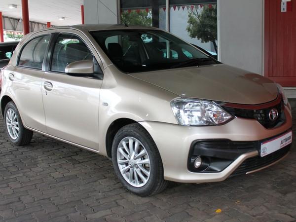 2018 Toyota Etios 1.5 Xs 5dr  Western Cape Paarl_0