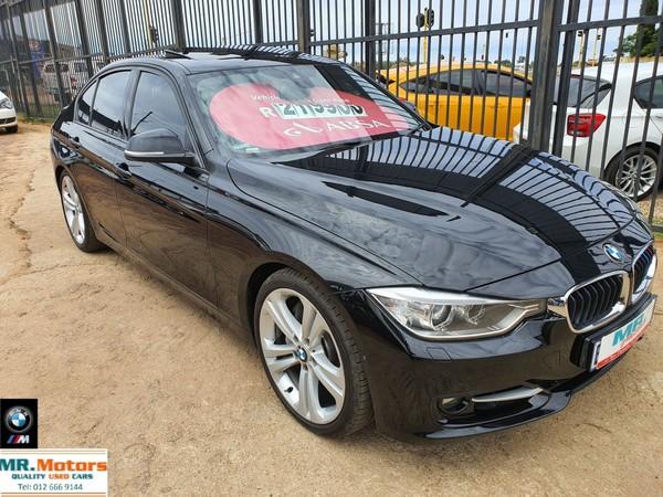 2012 BMW 3 Series 335i Sport Line At f30  Gauteng Centurion_0