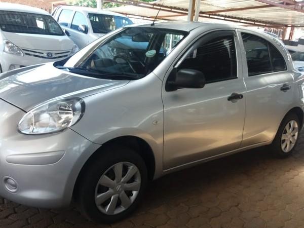 2016 Nissan Micra 1.2 Acenta 5dr d83  Gauteng Jeppestown_0