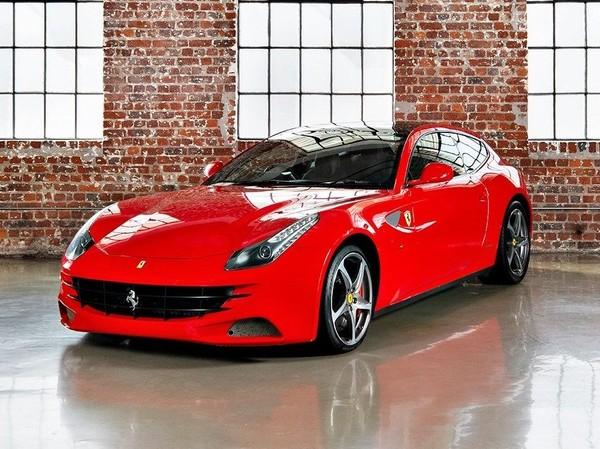 2013 Ferrari FF Coupe Western Cape Western Cape_0