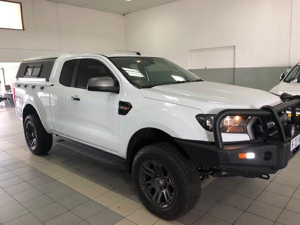 2017 Ford Ranger 3.2tdci Xls Pu Supcab  Kwazulu Natal Richards Bay_0