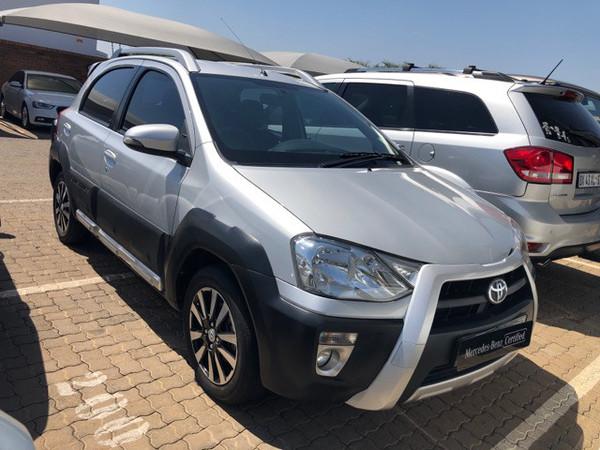 2015 Toyota Etios Cross 1.5 Xs 5Dr Gauteng Centurion_0