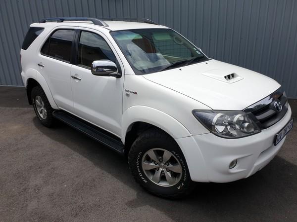 2008 Toyota Fortuner 3.0d-4d Raised Body  Mpumalanga Middelburg_0