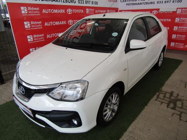 2019 Toyota Etios 1.5 Xs  Kwazulu Natal Pietermaritzburg_0