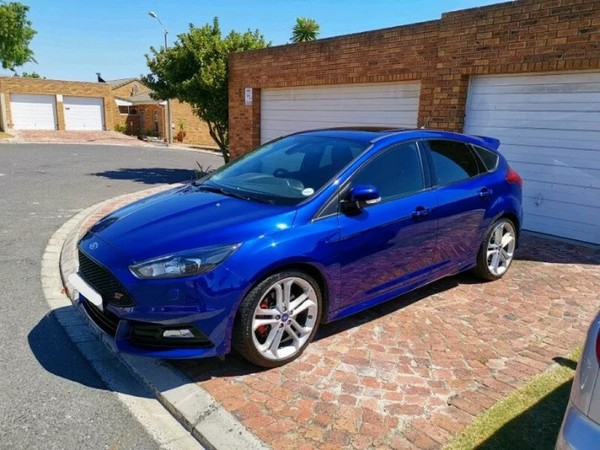 2016 Ford Focus 2.0 Gtdi St3 5dr  Western Cape Paarl_0