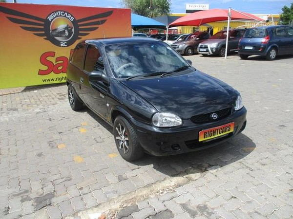 2007 Opel Corsa Lite 1.4i  Gauteng North Riding_0