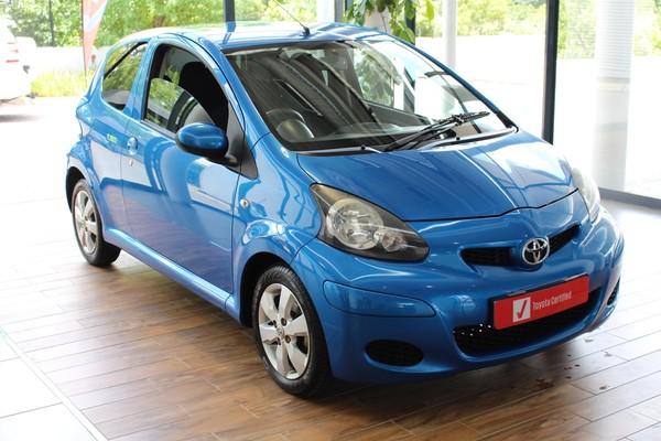 2011 Toyota Aygo 1.0 Wild 3dr  Gauteng Bryanston_0