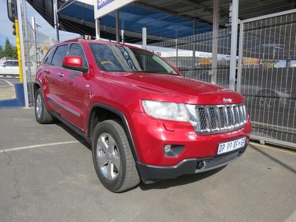 2011 Jeep Grand Cherokee 5.7 Hemiv8 Oland  Gauteng Johannesburg_0