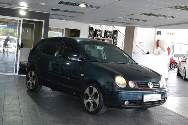 2005 Volkswagen Polo 1.9 Tdi  Gauteng Johannesburg_0