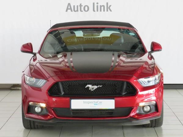 2017 Ford Mustang 5.0 GT Convertible Auto Mpumalanga Ermelo_0