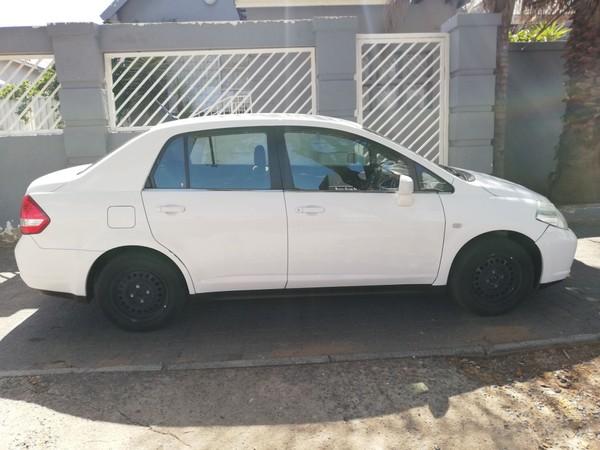 2008 Nissan Tiida 1.6 Acenta MT Sedan Gauteng Rosettenville_0