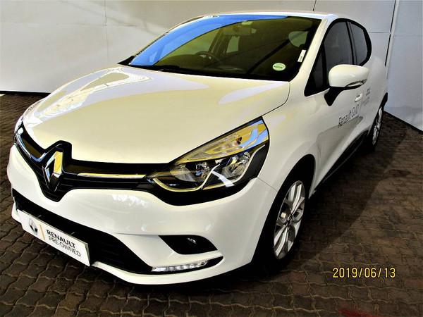 2019 Renault Clio IV 1.2T expression EDC 5-Door 88kW Gauteng Randburg_0