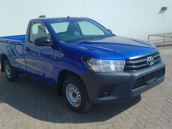 2019 Toyota Hilux 2.0 VVT Single Cab Bakkie Gauteng Bronkhorstspruit_0