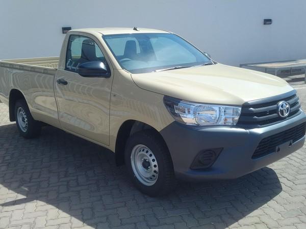 2019 Toyota Hilux 2.0 VVTi AC Single Cab Bakkie Gauteng Bronkhorstspruit_0