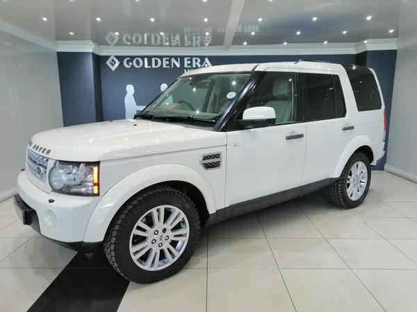 2010 Land Rover Discovery 4 3.0 Tdv6 Hse  Gauteng Pretoria_0
