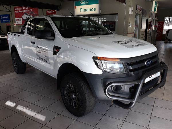 2014 Ford Ranger 2.2tdci Xl Pu Supcab  Free State Ficksburg_0