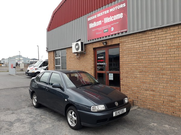 2002 Volkswagen Polo Classic 1.8 Lux  Western Cape Brackenfell_0