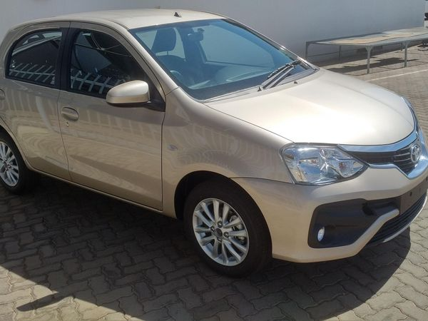2019 Toyota Etios 1.5 Xs 5dr  Gauteng Bronkhorstspruit_0