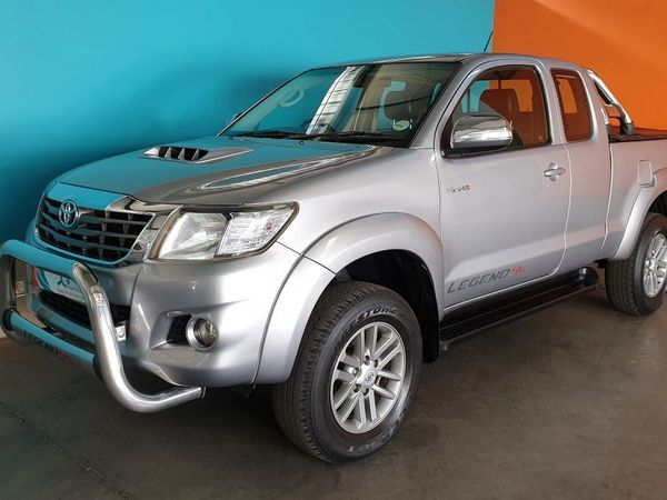 2015 Toyota Hilux 3.0D-4D LEGEND 45 XTRA CAB PU Mpumalanga Mpumalanga_0