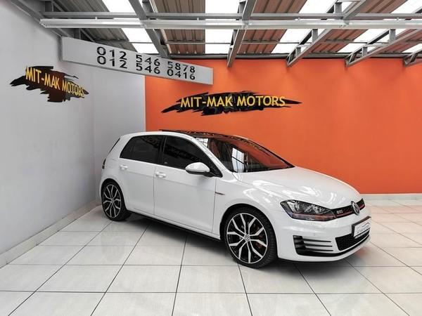 2015 Volkswagen Golf VII GTi 2.0 TSI DSG Gauteng Pretoria_0