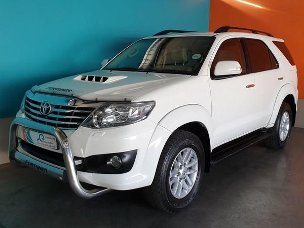 2013 Toyota Fortuner 3.0d-4d Rb 4x4  Mpumalanga Mpumalanga_0