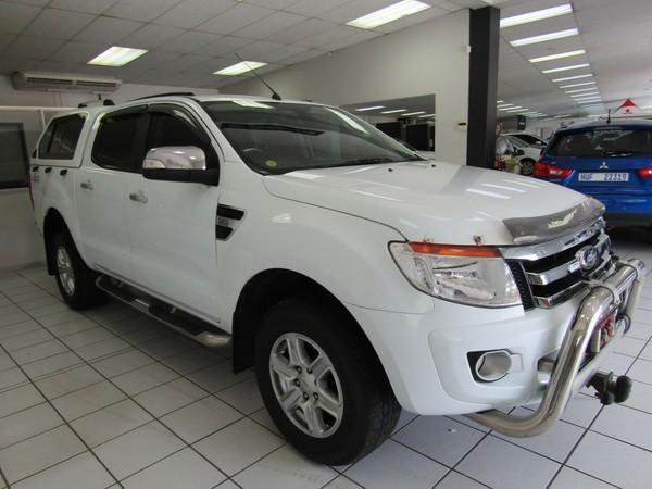 2014 Ford Ranger 3.2TDCi XLT 4X4 Double Cab Bakkie Kwazulu Natal Empangeni_0