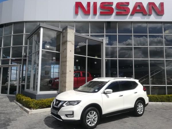 2018 Nissan X-Trail 2.5i ACENTA 4X4 CVT 7S Western Cape Worcester_0