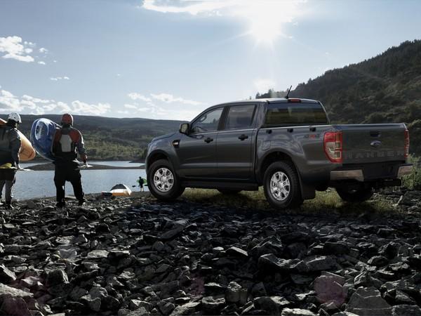 2019 Ford Ranger 2.2TDCi XL 4X4 Auto Double Cab Bakkie Gauteng Sandton_0