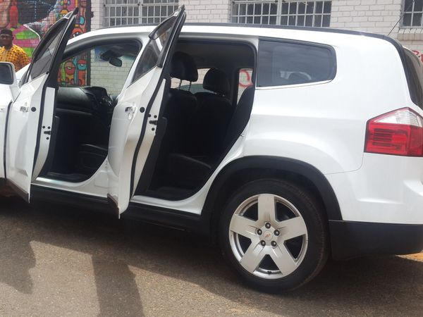 2011 Chevrolet Orlando 1.8lt  Gauteng Johannesburg_0
