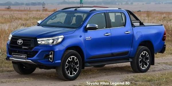 2019 Toyota Hilux 2.8 GD-6 RB Auto Raider Double Cab Bakkie Western Cape Tokai_0