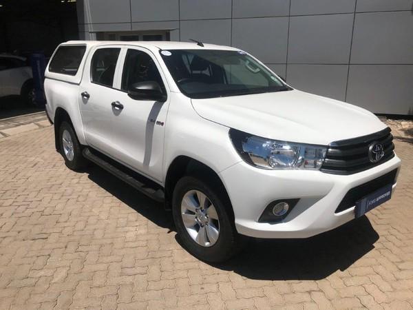 2018 Toyota Hilux 2.4 GD-6 SRX 4X4 Double Cab Bakkie Auto Gauteng Krugersdorp_0