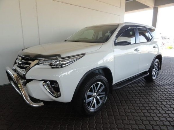 2019 Toyota Fortuner 2.8GD-6 4X4 Auto Gauteng Brakpan_0