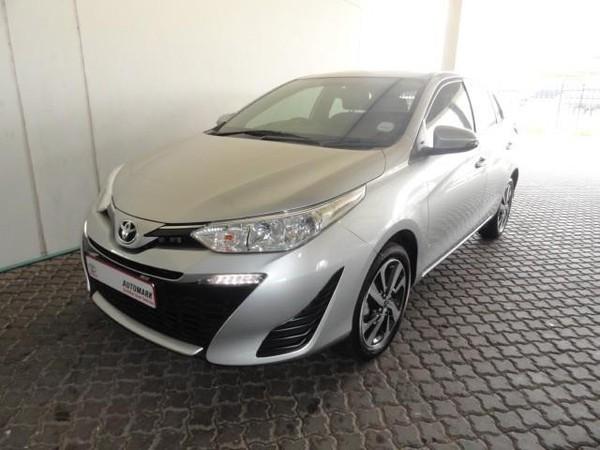 2018 Toyota Yaris 1.5 Xs CVT 5-Door Gauteng Brakpan_0
