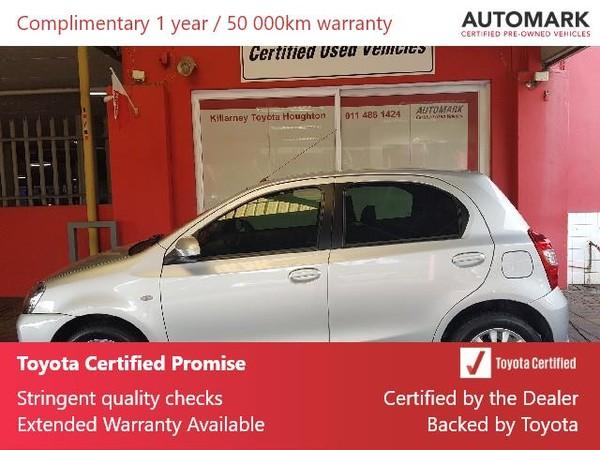 2019 Toyota Etios 1.5 Xs 5dr  Gauteng Johannesburg_0