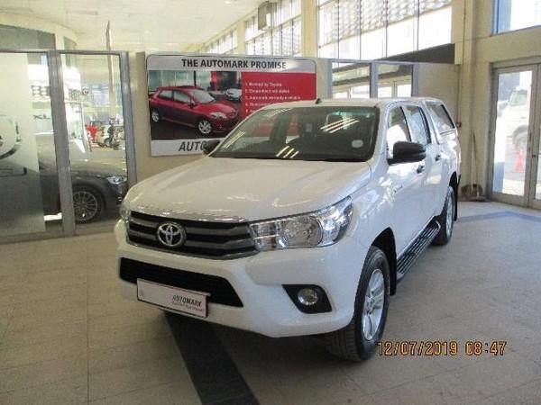 2018 Toyota Hilux 2.4 GD-6 SRX 4X4 Double Cab Bakkie Auto Western Cape Cape Town_0