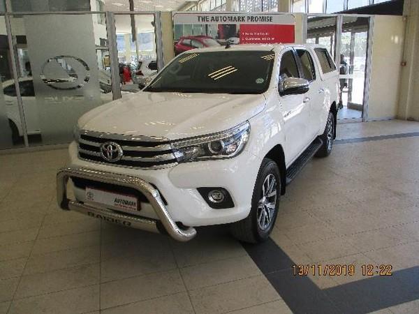 2018 Toyota Hilux 2.8 GD-6 Raider 4x4 Double Cab Bakkie Western Cape Cape Town_0