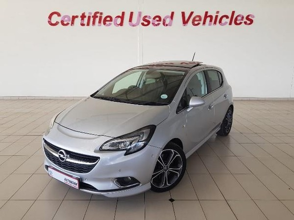 2017 Opel Corsa 1.4T Sport 5-Door North West Province Klerksdorp_0