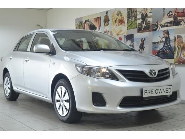 2018 Toyota Corolla Quest 1.6 Gauteng Bryanston_0